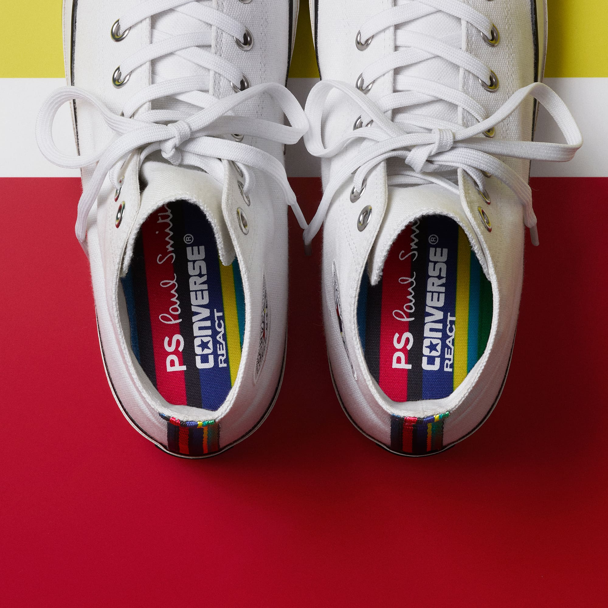 PS Paul Smith × Converse All Star