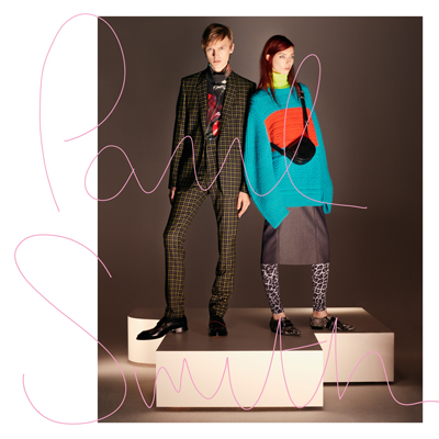 Paul Smith Autumn Winter 2019 Campaign